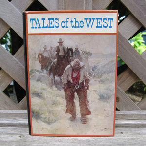 Tales of the West-Book-Old Western Short Stories